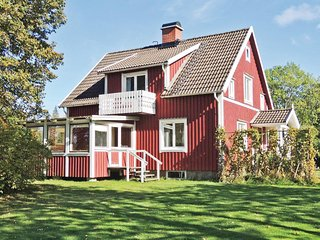 Awesome home in Rydaholm w/ WiFi and 3 Bedrooms