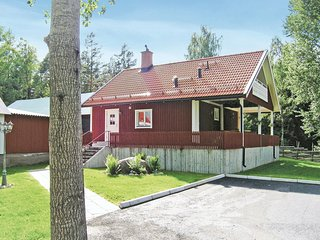 Nice home in Kristdala w/ 2 Bedrooms