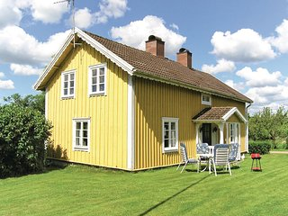 Nice home in Mariannelund w/ 3 Bedrooms
