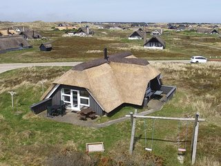 Amazing home in Ringkøbing w/ Sauna and 3 Bedrooms (A4640)