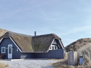 Amazing home in Hvide Sande w/ Sauna and 3 Bedrooms (A4552)
