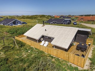 Awesome home in Harboøre w/ Sauna, WiFi and 3 Bedrooms (A5009)