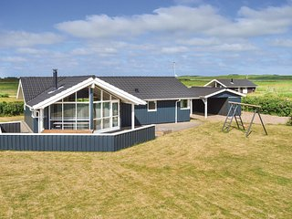 Awesome home in Harboore w/ Sauna, WiFi and 3 Bedrooms