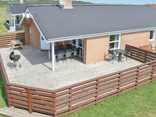 Beautiful home in Harboore w/ Sauna, WiFi and 3 Bedrooms