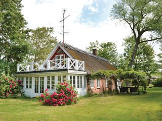 Awesome home in Gilleleje w/ WiFi and 2 Bedrooms