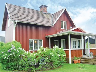 Stunning home in Hultsfred w/ WiFi and 2 Bedrooms