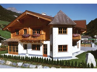 Stunning home in Grossarl w/ Sauna, WiFi and 3 Bedrooms