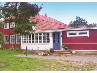 Amazing home in Ljungbyholm w/ WiFi and 6 Bedrooms
