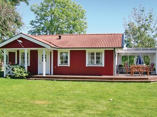 Awesome home in Bodafors w/ WiFi and 3 Bedrooms