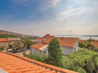 Stunning home in Crikvenica w/ WiFi and 2 Bedrooms (CKC703)