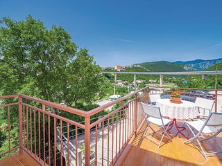 Amazing home in Crikvenica w/ WiFi and 3 Bedrooms