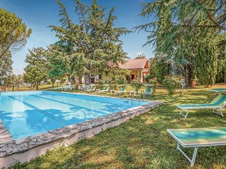 Nice home in Montopoli di Sabina RI w/ WiFi and 4 Bedrooms