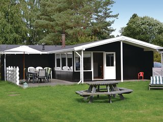 Amazing home in Dronningmølle w/ WiFi and 3 Bedrooms