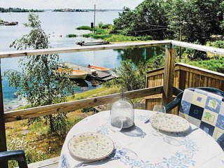 Nice home in Oskarshamn w/ WiFi and 0 Bedrooms