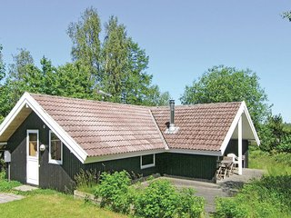 Stunning home in Vejby w/ Sauna and 3 Bedrooms