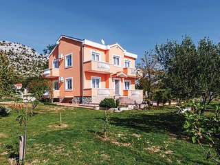 Amazing home in Starigrad Paklenica w/ WiFi and 1 Bedrooms