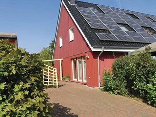 Stunning home in Wahrstorf w/ Sauna, WiFi and 3 Bedrooms