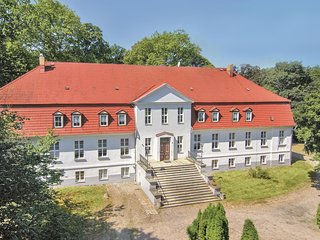 Stunning home in Gross Markow w/ Sauna, WiFi and 19 Bedrooms