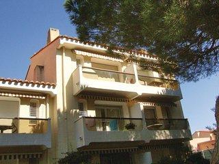 Amazing home in Argeles sur Mer w/ 1 Bedrooms (FLP088)