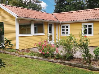 Nice home in Jægerspris w/ WiFi and 2 Bedrooms