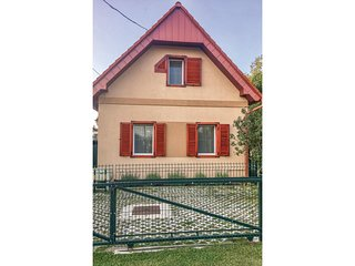Awesome home in Keszthely Zamor w/ WiFi and 3 Bedrooms