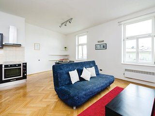 Amazing home in Praha 3-Zizkov w/ WiFi and 2 Bedrooms (TBP153)