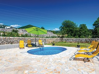 Stunning home in Krasica w/ WiFi and 1 Bedrooms (CKA065)
