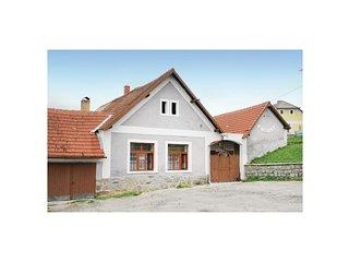 Stunning home in Vlachovo Brezi w/ 2 Bedrooms