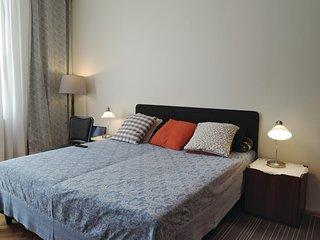Amazing home in Praha 3-Vinohrady w/ WiFi and 0 Bedrooms (TBP155)