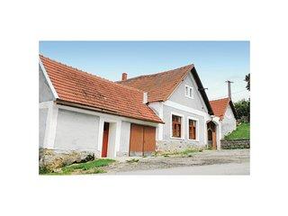 Amazing home in Vlachovo Brezi w/ 2 Bedrooms