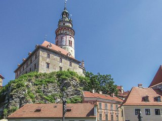 Amazing home in Cesky Krumlov w/ WiFi and 1 Bedrooms