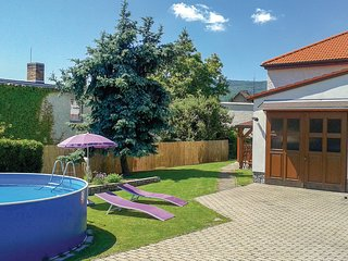 Awesome home in Kremze w/ WiFi, 4 Bedrooms and Outdoor swimming pool (TBS158)