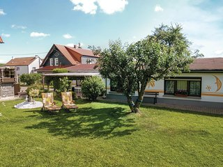 Beautiful home in Geschwenda w/ WiFi and 1 Bedrooms (DTH908)