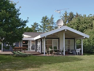 Stunning home in Gilleleje w/ Sauna, WiFi and 3 Bedrooms (G4357)