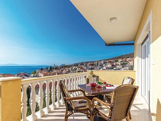 Amazing home in Selce w/ WiFi and 1 Bedrooms (CKA071)