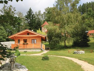 Beautiful home in Becov nad Teplou w/ WiFi and 1 Bedrooms