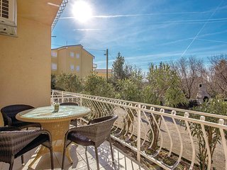 Amazing home in Jadranovo w/ WiFi and 1 Bedrooms