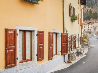 Amazing home in Arta Terme w/ WiFi and 2 Bedrooms
