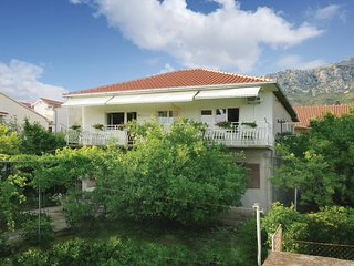 Awesome home in Kastel Gomilica w/ WiFi and 1 Bedrooms