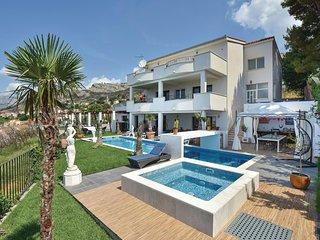 Prachtig vakantiehuis met zeezicht