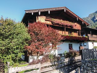 Awesome home in Alpbach w/ WiFi and 2 Bedrooms