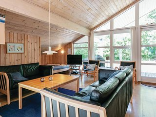 Nice home in Aakirkeby w/ Sauna, WiFi and 4 Bedrooms (I52642)