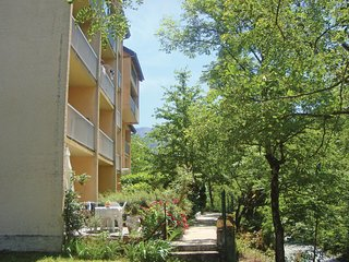 Amazing home in Savignac les Ormeaux w/ WiFi and 1 Bedrooms (FMA001)