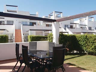 Awesome home in Alhama de Murcia w/ WiFi and 3 Bedrooms
