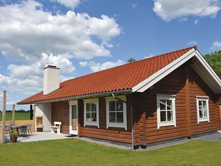 Awesome home in Kirke Hyllinge w/ Sauna, WiFi and 1 Bedrooms