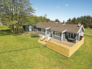 Stunning home in Aakirkeby w/ Sauna, WiFi and 3 Bedrooms (I52672)