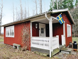 Stunning home in Säffle w/ WiFi and 1 Bedrooms (S73021)