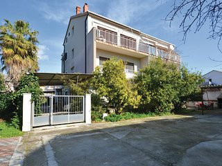 Awesome home in Kastel Stafilic w/ WiFi and 4 Bedrooms