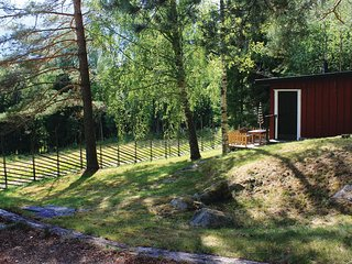 Stunning home in Årjäng w/ Sauna, WiFi and 0 Bedrooms