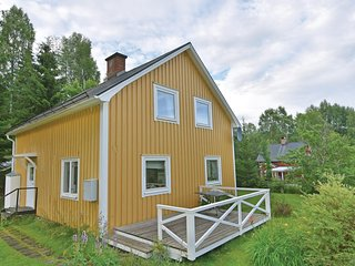 Beautiful home in Torsby w/ WiFi and 3 Bedrooms